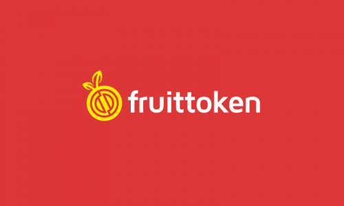 Fruittoken - Cryptocurrency business name for sale