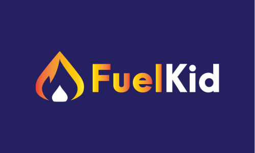 Fuelkid - Technology company name for sale