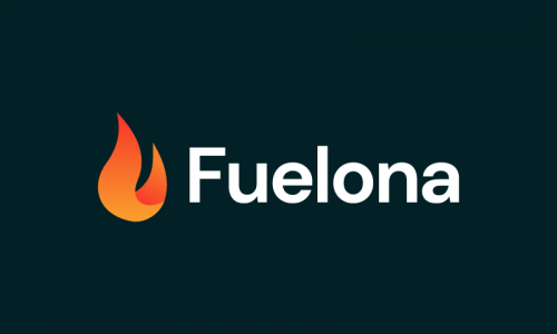 Fuelona - Environmentally-friendly product name for sale