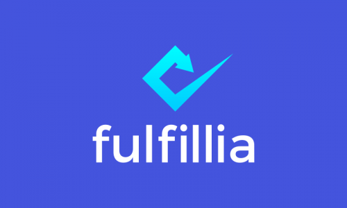 Fulfillia - Modern brand name for sale