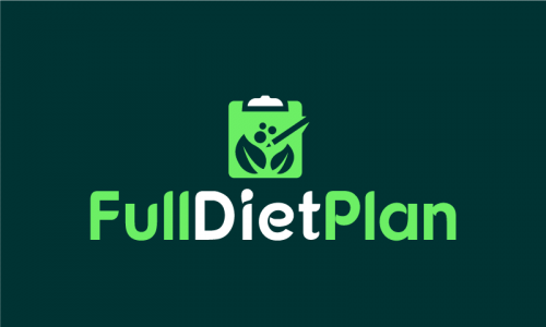 Fulldietplan - Healthcare business name for sale
