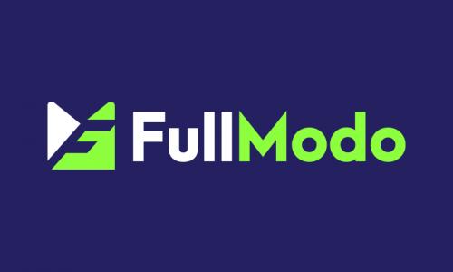 Fullmodo - Healthcare domain name for sale