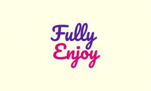 Fullyenjoy - Travel domain name for sale