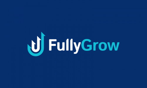 Fullygrow - Investment startup name for sale