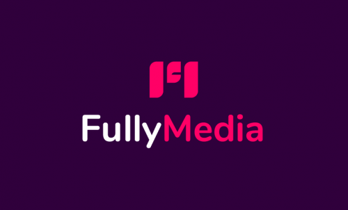 Fullymedia - Media startup name for sale