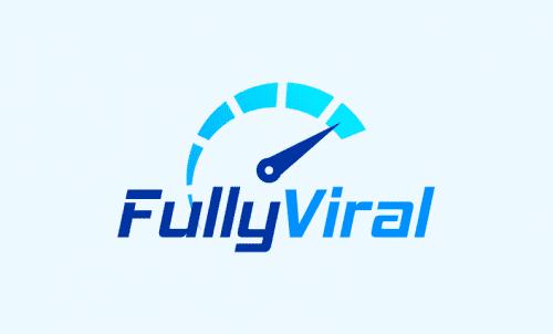 Fullyviral - Technology startup name for sale