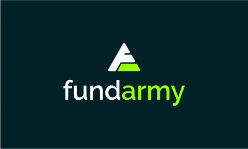 Fundarmy - Fundraising product name for sale