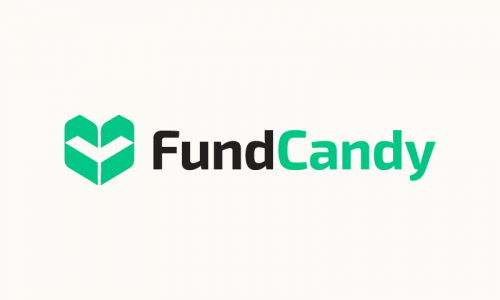 Fundcandy - Fundraising brand name for sale