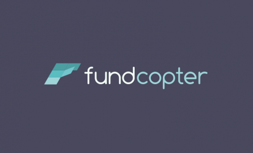 Fundcopter - Fundraising product name for sale