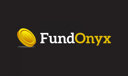 Fundonyx - Fundraising startup name for sale