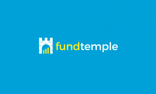 Fundtemple - Fundraising business name for sale