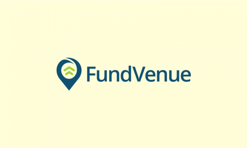 Fundvenue - Fundraising startup name for sale
