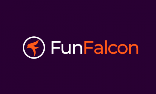 Funfalcon - E-commerce business name for sale