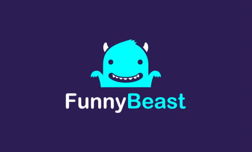 Funnybeast - Playful product name for sale