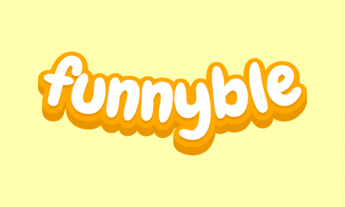 Funnyble - Media company name for sale