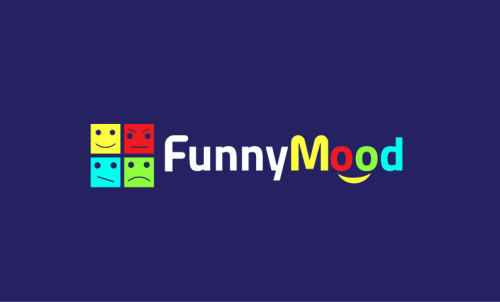 Funnymood - Healthcare startup name for sale