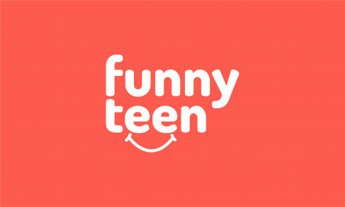 Funnyteen - Education startup name for sale