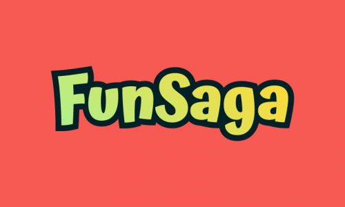 Funsaga - Animation company name for sale