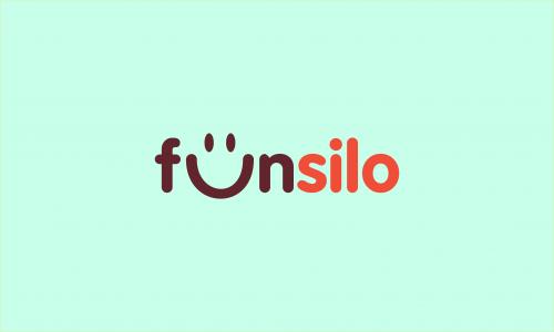 Funsilo - E-learning business name for sale