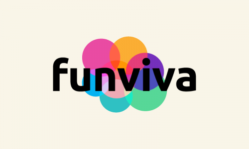 Funviva - E-commerce business name for sale