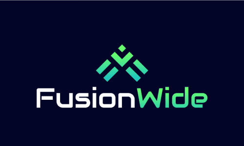 Fusionwide - Business brand name for sale