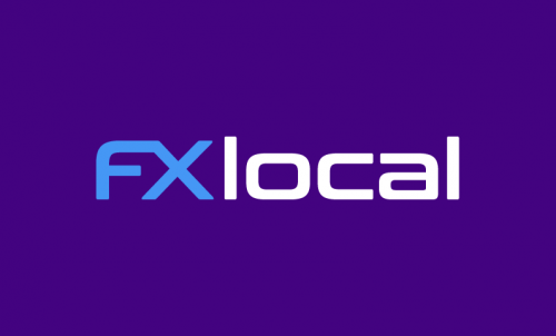 Fxlocal - Finance company name for sale