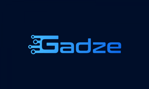 Gadze - Automation domain name for sale