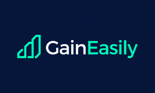 Gaineasily - Banking business name for sale