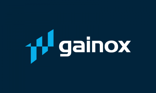 Gainox - Modern brand name for sale