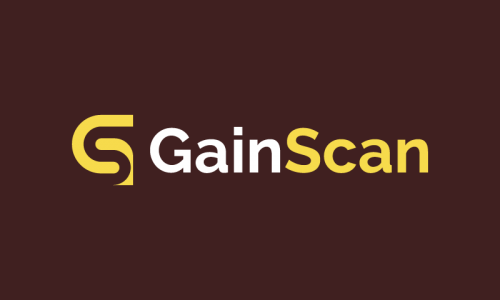 Gainscan - Business domain name for sale