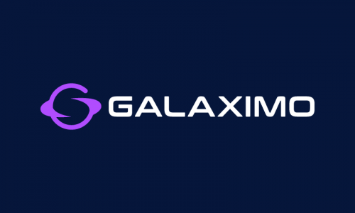 Galaximo - Playful product name for sale