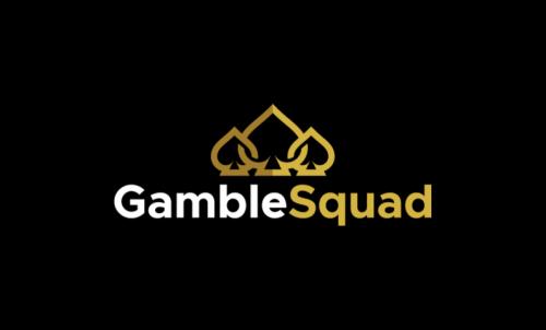 Gamblesquad - Gambling brand name for sale
