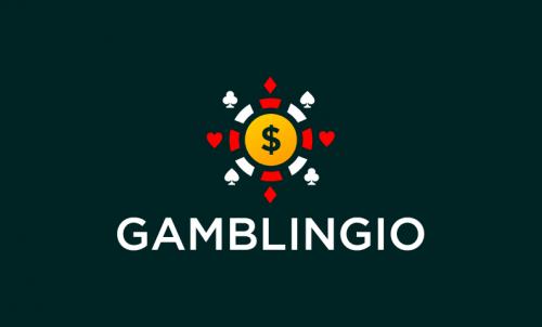 Gamblingio - Betting domain name for sale