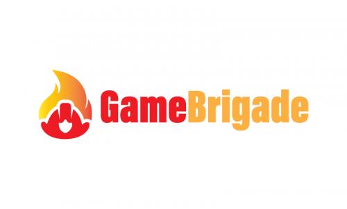 Gamebrigade - Online games brand name for sale