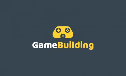 Gamebuilding - Media company name for sale