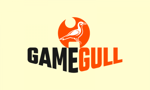 Gamegull - Video games brand name for sale