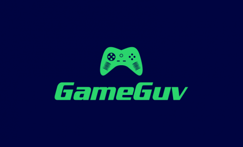 Gameguv - Online games startup name for sale
