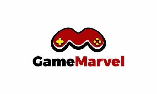 Gamemarvel - Video games business name for sale