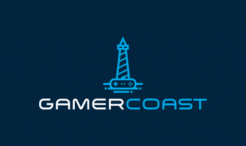 Gamercoast - Video games company name for sale