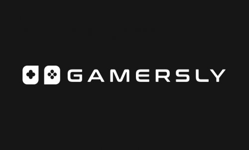 Gamersly - Online games domain name for sale
