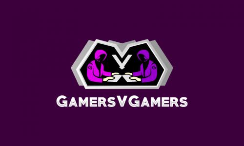 Gamersvgamers - Online games startup name for sale