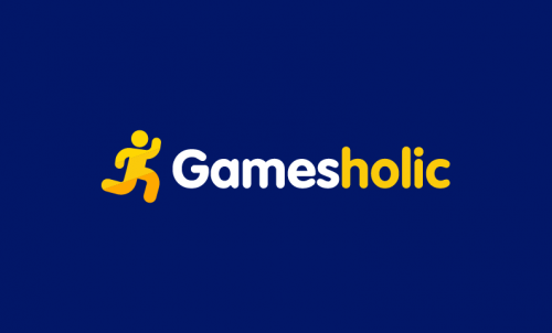 Gamesholic - Sports company name for sale