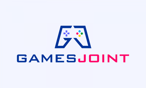 Gamesjoint - Online games startup name for sale