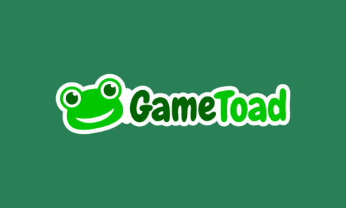Gametoad - Online games domain name for sale