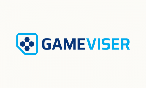 Gameviser - Video games brand name for sale