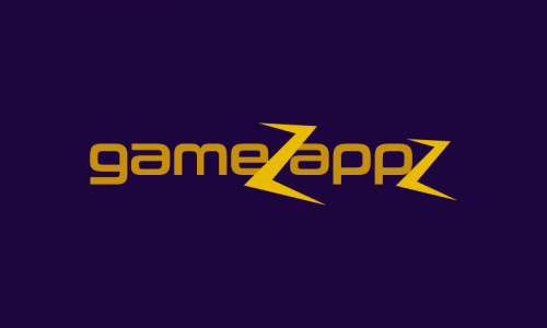Gamezappz - Video games startup name for sale