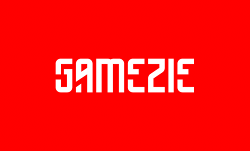 Gamezie - Video games product name for sale
