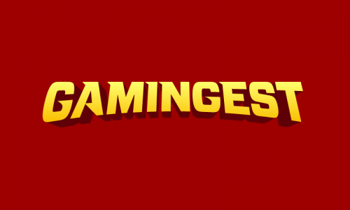 Gamingest - Retail domain name for sale