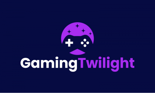 Gamingtwilight - Online games business name for sale