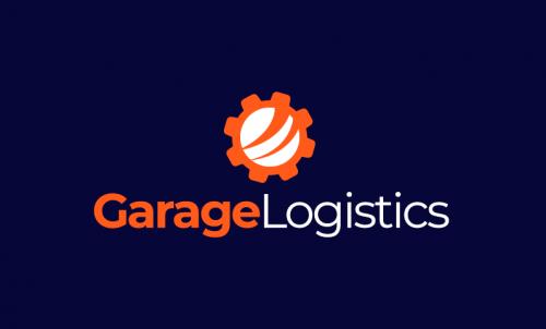 Garagelogistics - Logistics startup name for sale